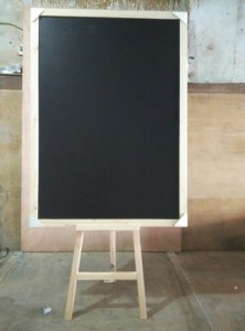 Blackboard Cafe Hanako 70 x 100