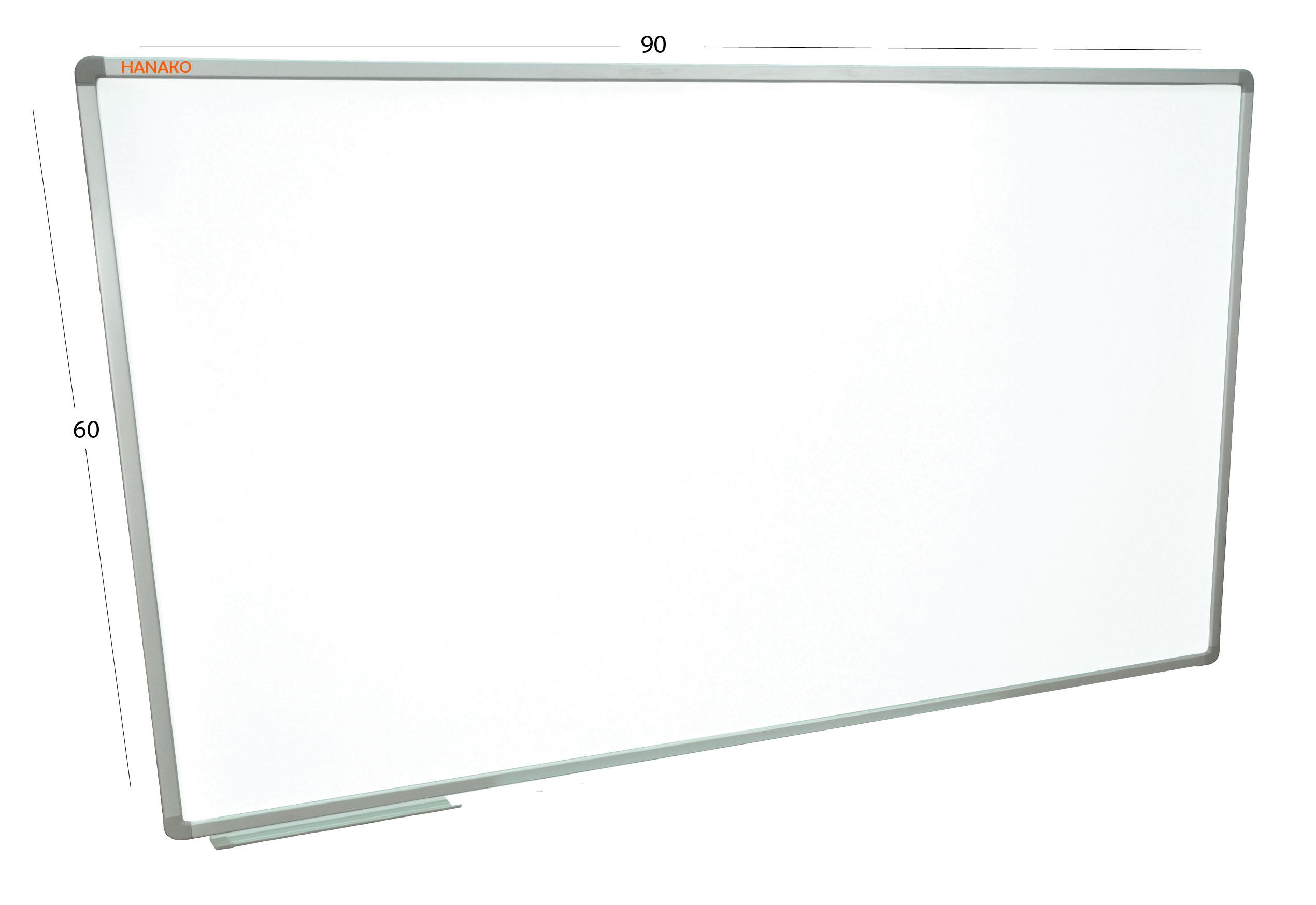 Jual Whiteboard Magnetik ukuran 60x90