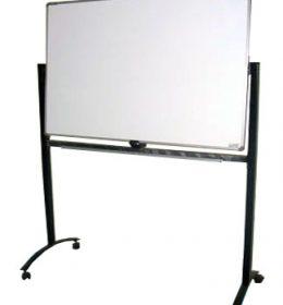 Jual whiteboard magnetik 2 sisi
