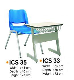Meja Kursi Sekolah ICS 33-35