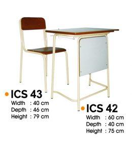 Meja Kursi Sekolah ICS 42-43